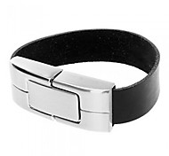 Cool Black Wristband USB 2.0 Memory Stick Flash Pen Drive  1GB