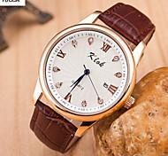 tendência da tira de metal relógio de quartzo dos homens contratados moda relógios