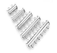 collana di perle braccialetto accessori fibbia