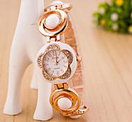 relógios das mulheres 2015 novas senhoras da moda primavera assistir quatro esferas coloridas