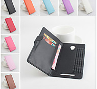 Flip Leather Magnetic Protective Case For Jiayu S3(Assorted Colors)