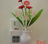 Sunflower Dream Led Night Light Wall Lamp Light Control Sensor