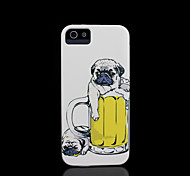 hond patroon dekking voor iphone 4 case / iphone 4 s case