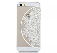 Sunflower Pattern Plastic Hard Back Cover For iPhone 5c