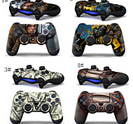 Decal Novelty Full Protector Skins for PS4 Playstation 4 Controller