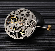 Silver Manual Mechanical Watch Movement