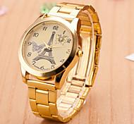 Women's Watches  Quartz Swiss Alloy Watch Fashion Iron Steel Watch