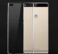 Ultrathin 0.3mm TPU Soft Cover Case for Huawei Ascend P8 Max Back Cover