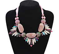 European Style Fashion Colorful Summer Style Necklace