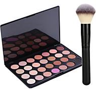 Eyeshadow - com 28 - Pó - Seco - Normal