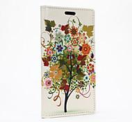 albero modello di frutta caso tutto il corpo per HTC Desire 626