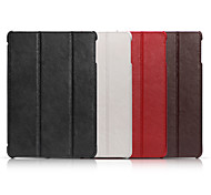 Genuine Leather Full Body Case And Folding Case And Flip Up And Down And honourable Case For Apple ipad air 9.7 Inch