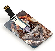 64GB Lion Protect What is Yours Design Card USB Flash Drive