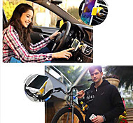 New Multi-Function Car Outlet, Bicycle Universal Car Phone Bracket for Kinds of Cell Phones(Assorted Colors)