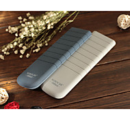 upower batería 10000mah solitario banco de la energía externa para iphone / ipad / ipod y más (opciones de dos colores)