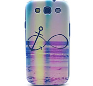 Rainbow Pattern PC Hard Case for Samsung S3 I9300