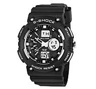 Luxury Sport Watch Fashion Casual Quartz Digital Glow Watch  Waterproof   Movement Wristwatches(Assorted Colors)