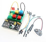 Breadboard Power Supply Basic Kit for Arduino