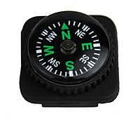 Mini 25mm Outdoor Activities Supporting Compass 5PCS