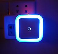 praça de controle de luz de halo criativo de poupança de energia levou luz noite luz sensor de segurança sono do bebê (cores sortidas)