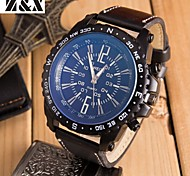 Men's Fashion Big Dial Sport Quartz  Wrist Watch(Assorted Colors) Cool Watch Unique Watch