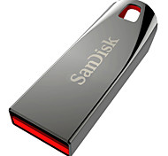 SANDISK Z71 USB 2.0 Flash Drive - plata + rojo (8GB)