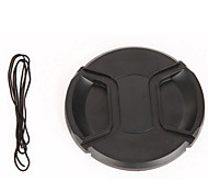 Dengpin 52mm Camera Lens Cap for Olympus 12-50mm lens EM5 MARK II E-M1 E-M5 E-M10 E-PM1 E-PM2 OMD +a Holder Leash Rope