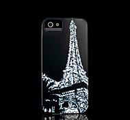 copertina rigida trasmissione torre modello per iphone 5 per il iphone 5 s