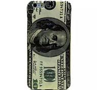 padrão de moeda TPU suave para 6s iphone plus / 6 mais