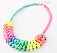 Fashion Hand Woven Necklace