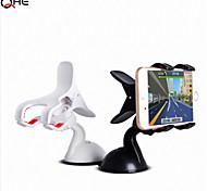 Dash + Windshield GPS Car Mount holder for Iphone6, 60 degree Rotating Car Windshield Mount Holder