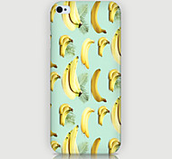 Banana Pattern Phone Back Case Cover for iPhone5C