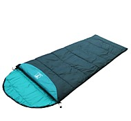 Sleeping Bag Rectangular Bag Single +5°C~+15°C Cotton 190+30cmX75cm Camping / Beach / Traveling / Outdoor / IndoorWaterproof /