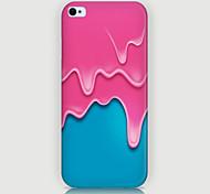 gelato telefono modello Custodia Cover posteriore per iphone5c