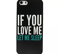 Black Theme Pattern TPU Painted Soft Back Cover for iPhone 5/5S