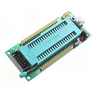 51 SCM Minimum System Board / Development Board Supports AT89C51 / S52 STC89C52