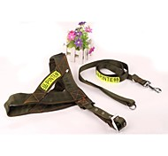 Nylon Metal Leashes for Police Dogs