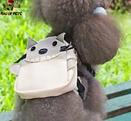 Hunde Rucksack Grau Hundekleidung Sommer Karton Niedlich