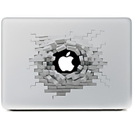 The Hole Decorative Skin Sticker for MacBook Air/Pro/Pro with Retina Display