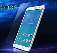 5pcs hoge duidelijke screen protector voor de Samsung Galaxy Tab 7.0 4 t230 T231 tablet beschermfolie