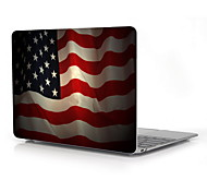 "The US flag Design Full-Body Protective Plastic Case for 12"" The New Macbook with Retina Display (2015 Release)"