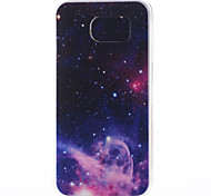 Star Pattern TPU Material Soft Phone Case for Samsung GALAXY S6 edge  S6 S5Mini