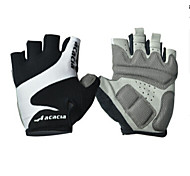Cycling Gloves Fingerless Bicycle Half Finger Gloves shockproof  For Riding(three Colors)