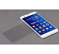 0.33mm 2.5D 9H Shatterproof & Anti-scratch Tempered Glass Screen Protector forHuawei  Honor 6 plus