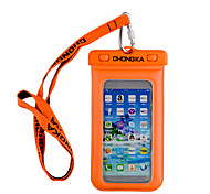 Porcellana nuoto all'ingrosso cassa impermeabile eco-friendly phone pvc