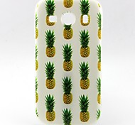 Pineapple Pattern TPU Phone Case for Galaxy Core 2 G355 GALAXY CORE Prime G360 Galaxy Ace 4 G357 Galaxy Alpha G850