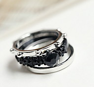 Personality Three-piece Restoring Ancient Ways Ring
