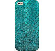 poissons échelles motif téléphone le cas de couverture pour iphone5c