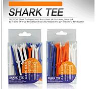 camiseta del tiburón de golf