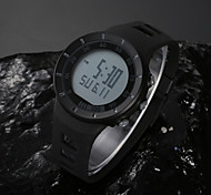 Men'S Watch Outdoor Sports Waterproof Import Movement Electronic Lcd Digital Display Fashion Watches